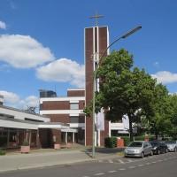 Ansicht-Glockenturm